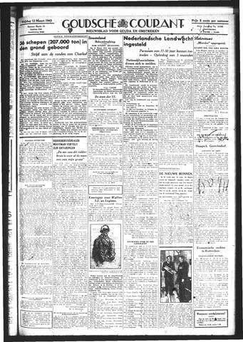 Goudsche Courant 1943-03-12