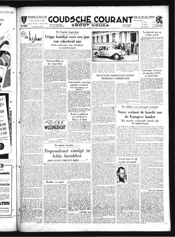 Goudsche Courant 1950-04-19