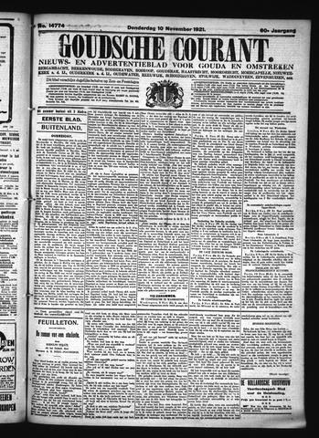 Goudsche Courant 1921-11-10