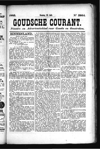 Goudsche Courant 1883-07-29