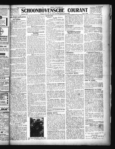 Schoonhovensche Courant 1944-09-08