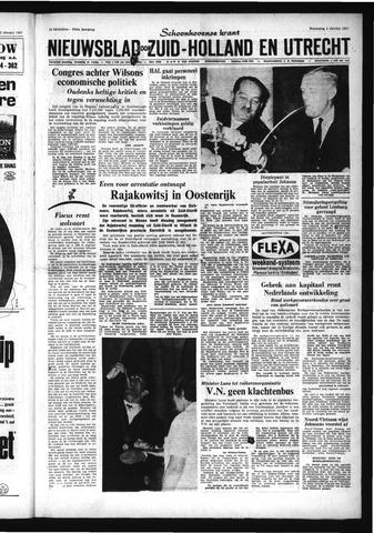 Schoonhovensche Courant 1967-10-04