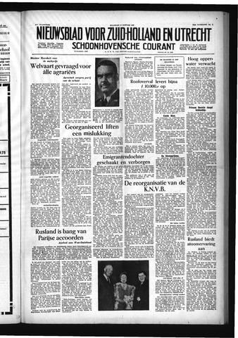 Schoonhovensche Courant 1955-01-17