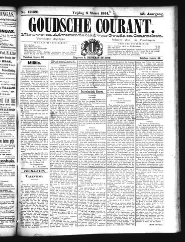 Goudsche Courant 1914-03-06