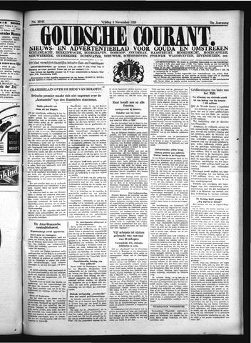 Goudsche Courant 1939-11-03