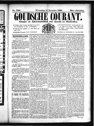 Goudsche Courant 1896-11-11