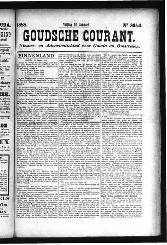 Goudsche Courant 1888-01-20