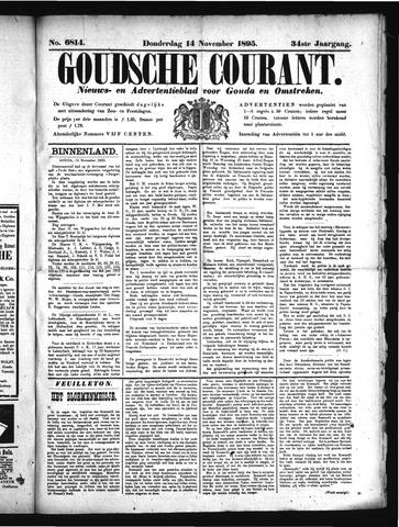 Goudsche Courant 1895-11-14