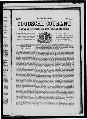 Goudsche Courant 1869-08-18