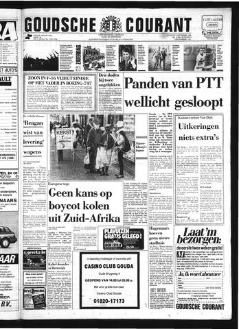 Goudsche Courant 1986-12-06