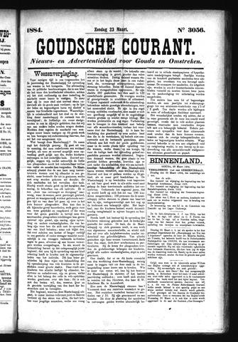 Goudsche Courant 1884-03-23