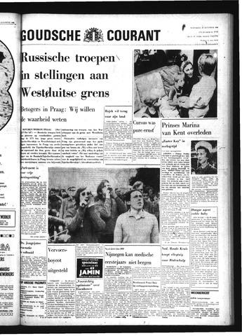 Goudsche Courant 1968-08-28