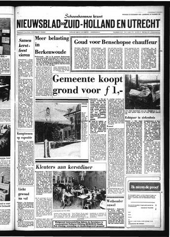 Schoonhovensche Courant 1976-12-20