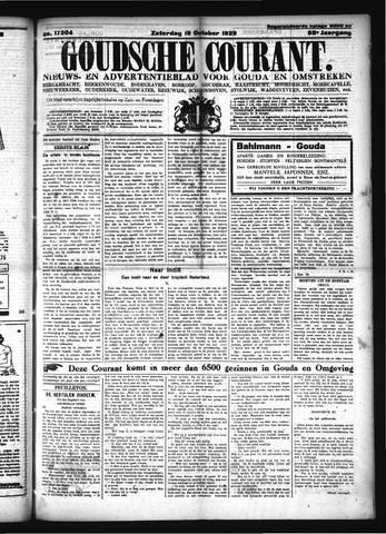 Goudsche Courant 1929-10-19