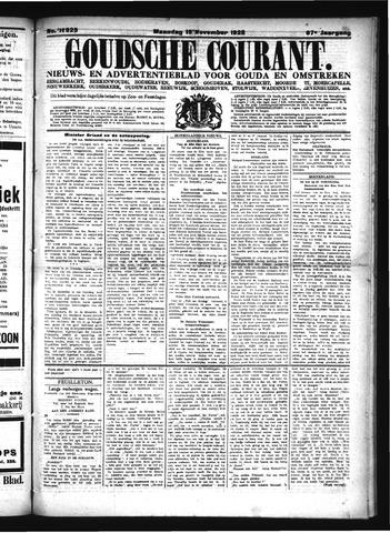 Goudsche Courant 1928-11-18