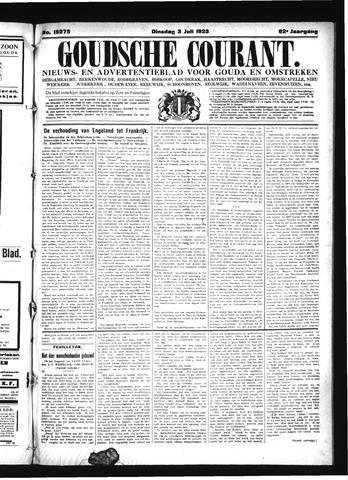 Goudsche Courant 1923-07-03