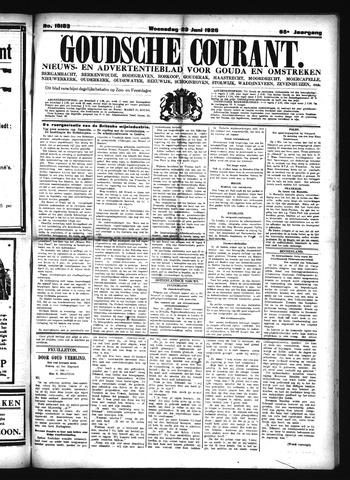 Goudsche Courant 1926-06-23