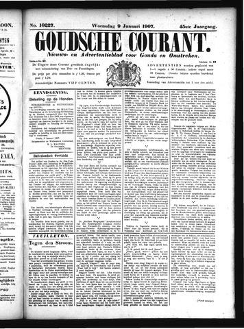 Goudsche Courant 1907-01-09