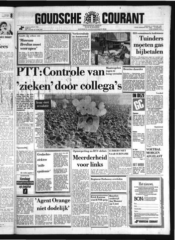 Goudsche Courant 1985-02-12