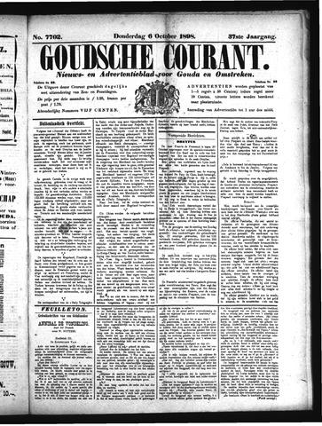 Goudsche Courant 1898-10-06