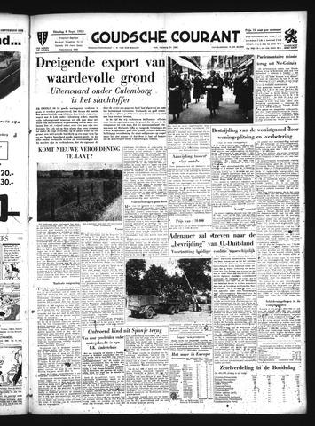 Goudsche Courant 1953-09-08