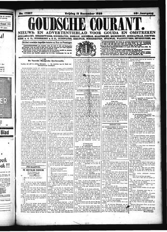 Goudsche Courant 1929-11-15