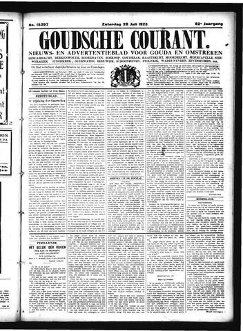 Goudsche Courant 1923-07-28