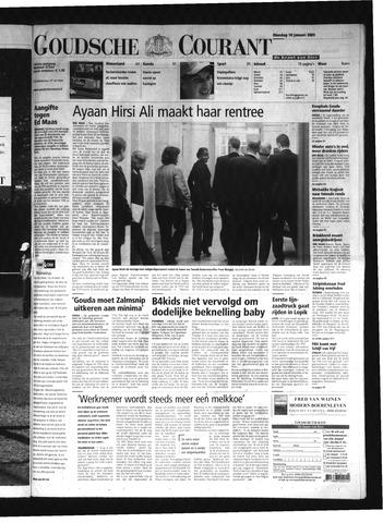 Goudsche Courant 2005-01-18