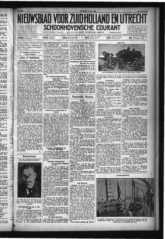 Schoonhovensche Courant 1932-07-18