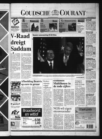 Goudsche Courant 1997-10-30