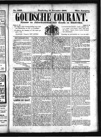 Goudsche Courant 1900-11-15
