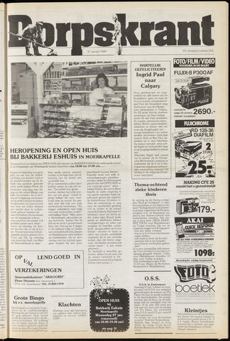 Dorpskrant 1988-01-27