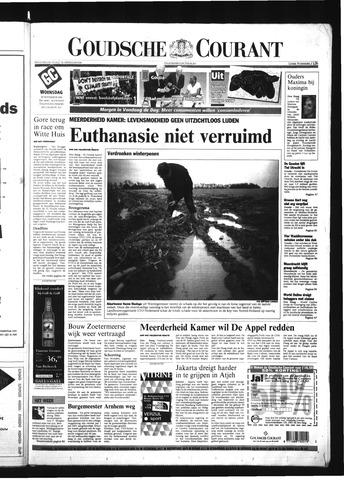 Goudsche Courant 2000-11-22