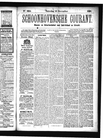 Schoonhovensche Courant 1899-12-23