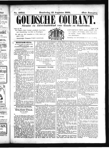 Goudsche Courant 1908-08-13