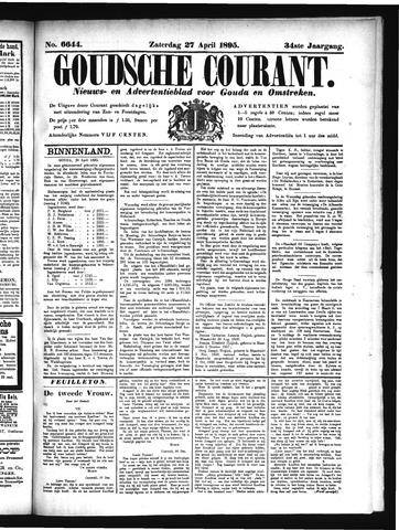 Goudsche Courant 1895-04-27
