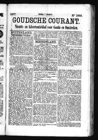 Goudsche Courant 1877-01-07