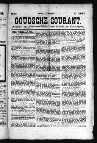 Goudsche Courant 1882-12-31