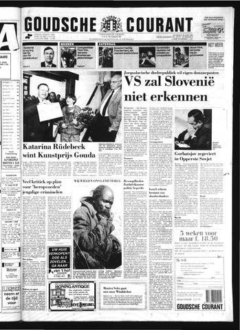Goudsche Courant 1991-06-22