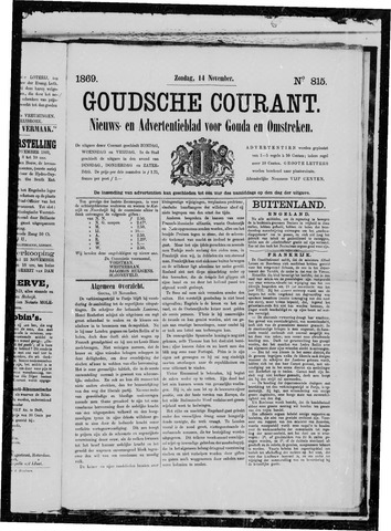 Goudsche Courant 1869-11-14
