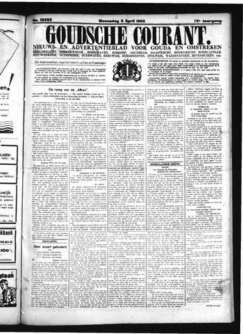 Goudsche Courant 1933-04-05