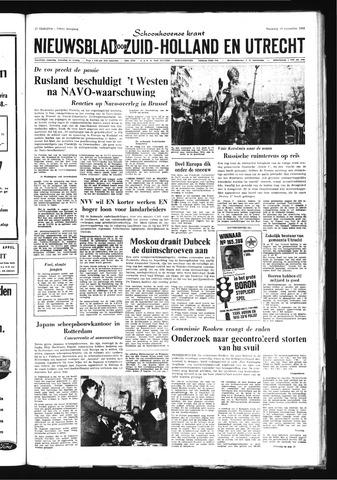 Schoonhovensche Courant 1968-11-18