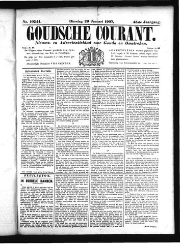 Goudsche Courant 1907-01-29