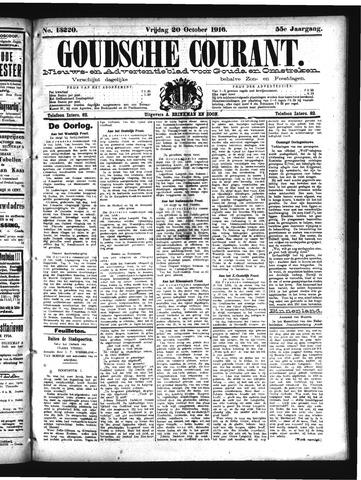 Goudsche Courant 1916-10-20