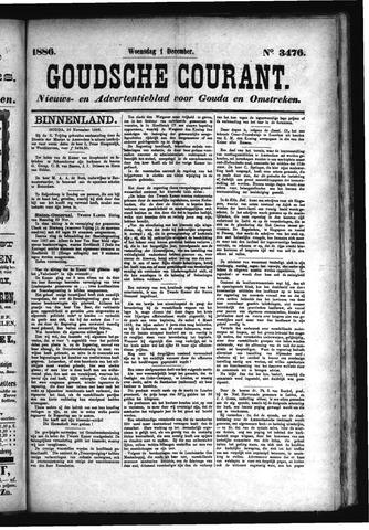 Goudsche Courant 1886-12-01