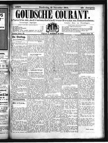 Goudsche Courant 1914-11-12