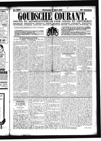 Goudsche Courant 1926-04-14