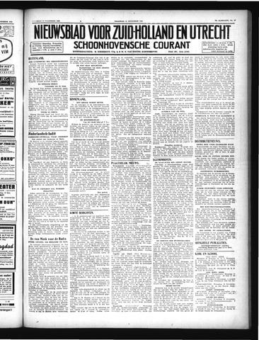 Schoonhovensche Courant 1946-11-11