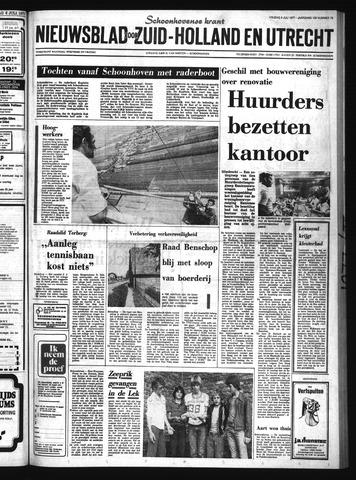 Schoonhovensche Courant 1977-07-08
