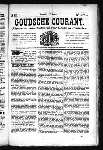Goudsche Courant 1882-03-22